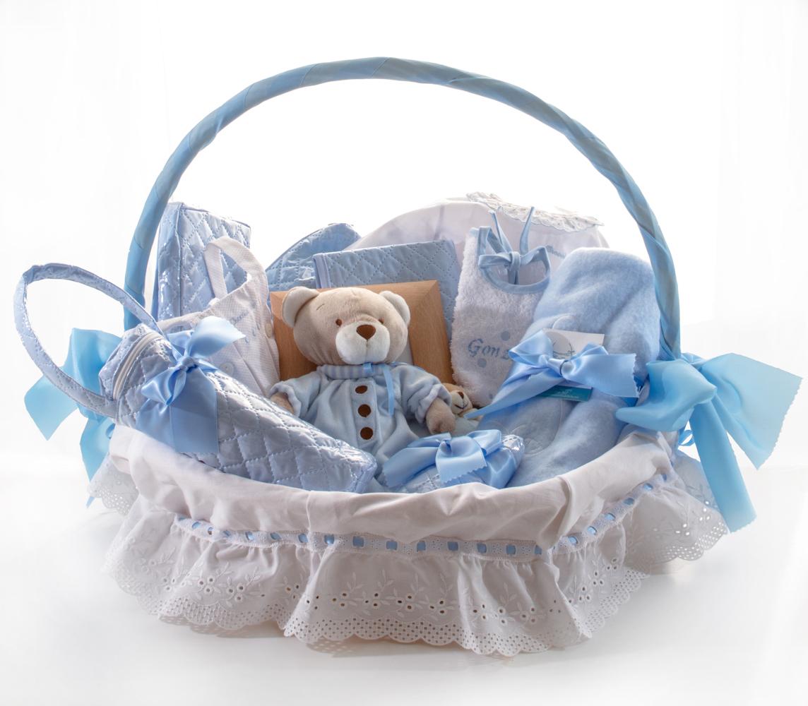 Cestas para bebes - Decorar cestas de mimbre paso a paso ...